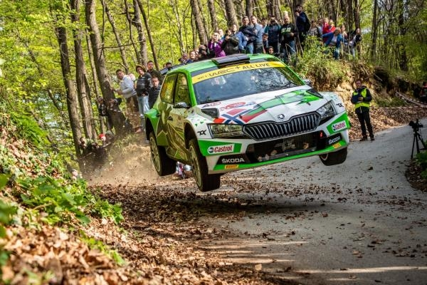 Rallye Moravský kras 2021